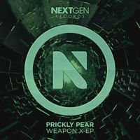 Prickly Pear - Weapon X (Original mix)