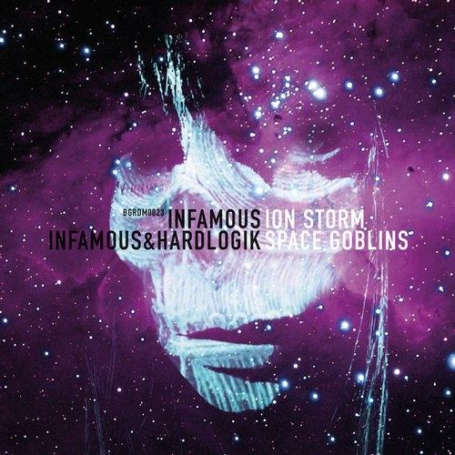 Infamous & Hardlogik - Space Goblins (Original mix)