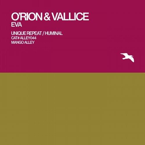 Alex O\'Rion, Rolando Vallice - Eva (Unique Repeat Remix)
