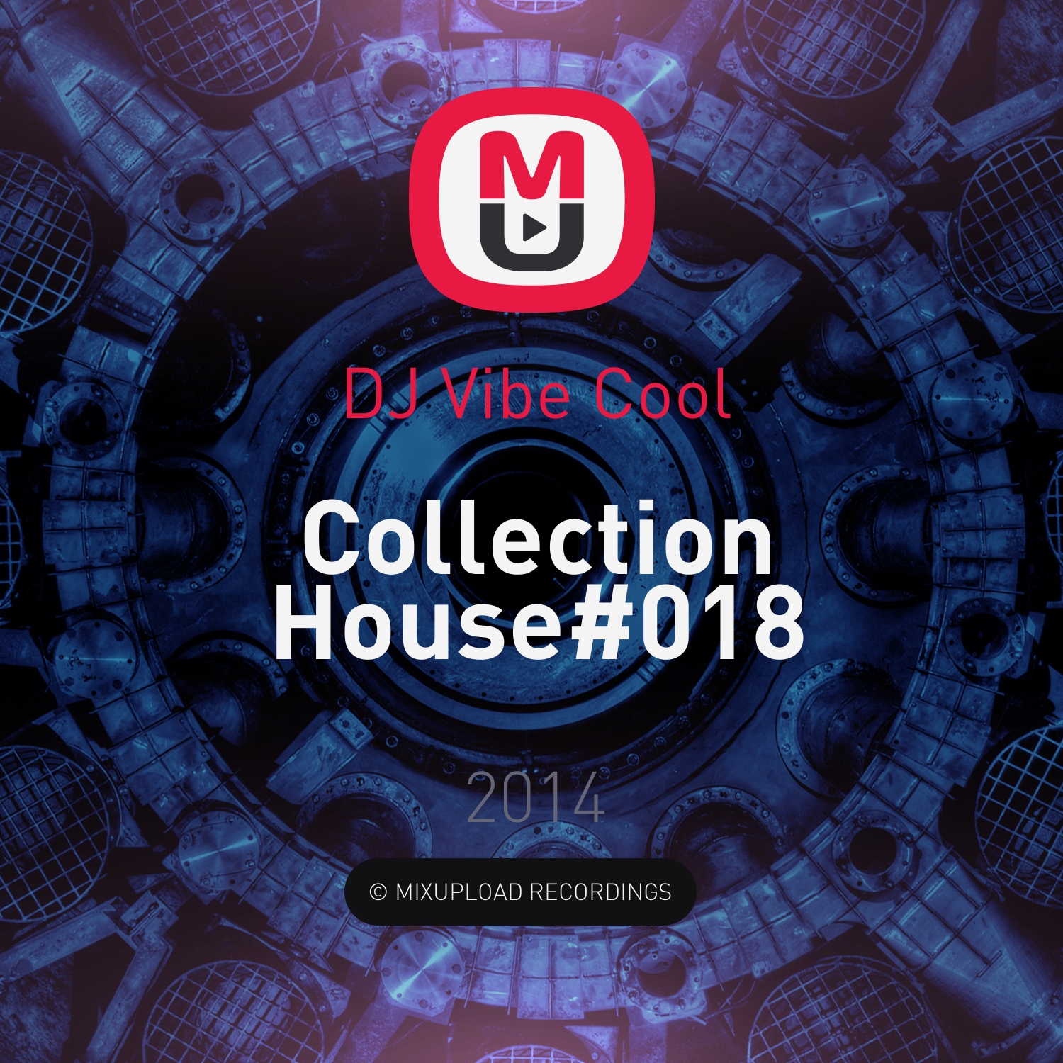 DJ Vibe Cool - Collection House#019 ()