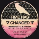 Benedetto & Farina, JP Chronic  - Time To Party (Original)