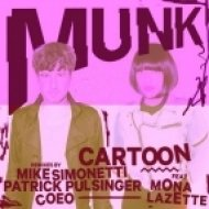 Munk feat. Mona Lazette - Cartoon (Mike Simonetti Remix)