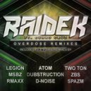 Raidek - Overdose (ft. Curro Cruz) (D-Noise Remix)