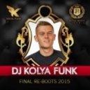 Maroon 5 vs. Kolya Funk & Kolya Dark - Animals (DJ Kolya Funk Re-Boot)