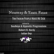 Number9 & Yamil Farag   - You Fuckin People Make Me Sick (Julian Dep in Space Remix)