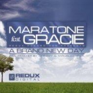 Gracie, Maratone - A Brand New Day (Original Mix)