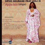 Sipho Ngubane feat. Holi M - Agape Love (Deepconsoul Club Mix)