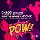 СКВОЗ, Bm Lilman vs. Laidback Luke & Tujamo - Трать Бабки Как Псих (DJ One for StarteamClub Bootleg)