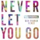 Rudimental feat. Foy Vance - Never Let You Go (Don Diablo Remix)