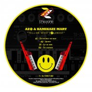 Azo & Kamikaze Mary - Let Me Down (Original mix)