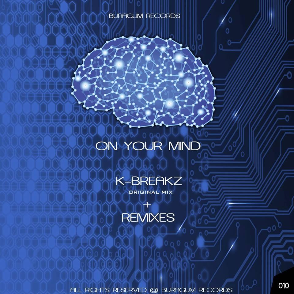 K-BreakZ - On Your Mind (Adam Vyt Remix)