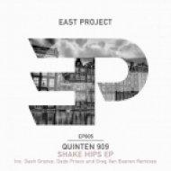 Quinten 909, Dash Groove - Shake Hips (Remix)