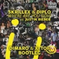 Jack U ft. Justin Bieberere Are U Now ft. Justin Bieber - Where Are U Now (DIMARO & X - Tof Bootleg)