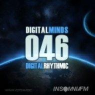 Digital Rhythmic - Digital Minds 46 (Studio Live Mix)