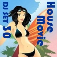 """House Movie # 30 - The DJ Set House of """"Movie Disco"""" facebook page mixed by MaxDJ. (Live Set)"""