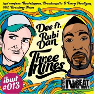 Dee feat. Rubi Dan - Three Nines (601 Remix)