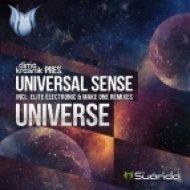 Dima Krasnik, Universal Sense - Universe (Original Mix)