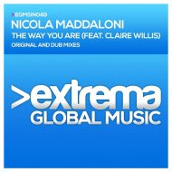 Nicola Maddaloni feat. Claire Willis - The Way You Are (Original Mix)