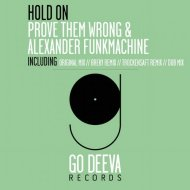 Alexander Funkmachine, Prove Them Wrong - Hold On (Breky Remix)