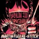Martin Flex - Space Man (Martin Flex Re-Stitch)