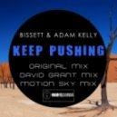 Bissett, Adam Kelly - Keep Pushing (Motion Sky Remix)