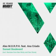 Alex M.O.R.P.H feat. Ana Criado - Sunset Boulevard (Ben Nicky Remix)