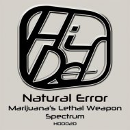 Natural Error - Marijuana\'s Lethal Weapon (Original mix)