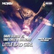 David Guetta Ft. Taio Cruz & Ludacris  - Little Bad Girl (Nick Stay Radio Edit)
