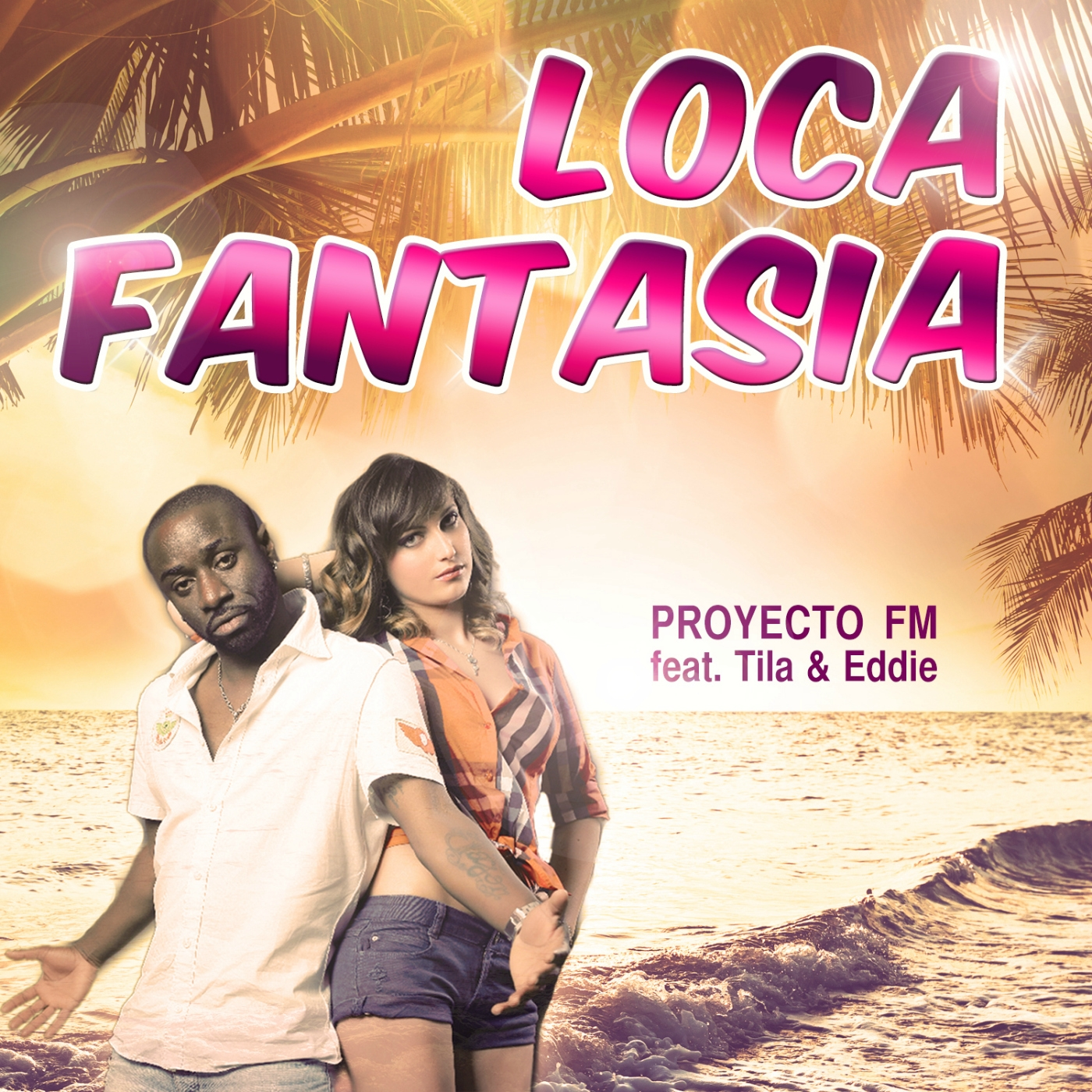 Proyecto FM - Loca Fantasia Feat. Tila & Eddie (Matthew Bee Club Mix)