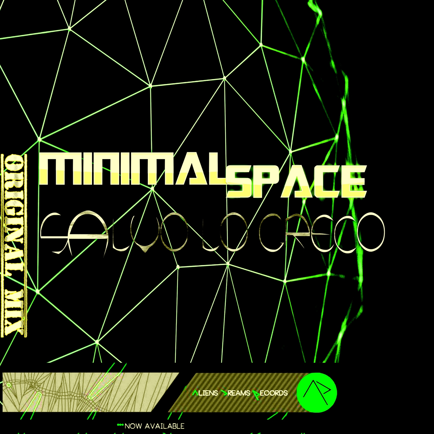 Salvo Lo Greco - Minimal Space (Original mix)