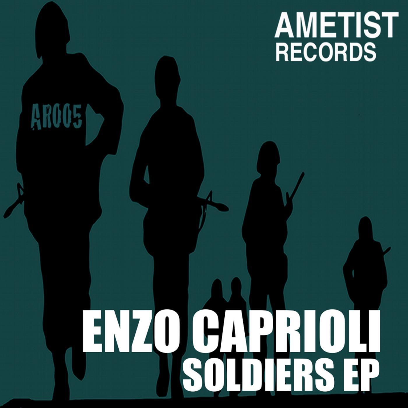Enzo Caprioli - Bubble Man (Original mix)