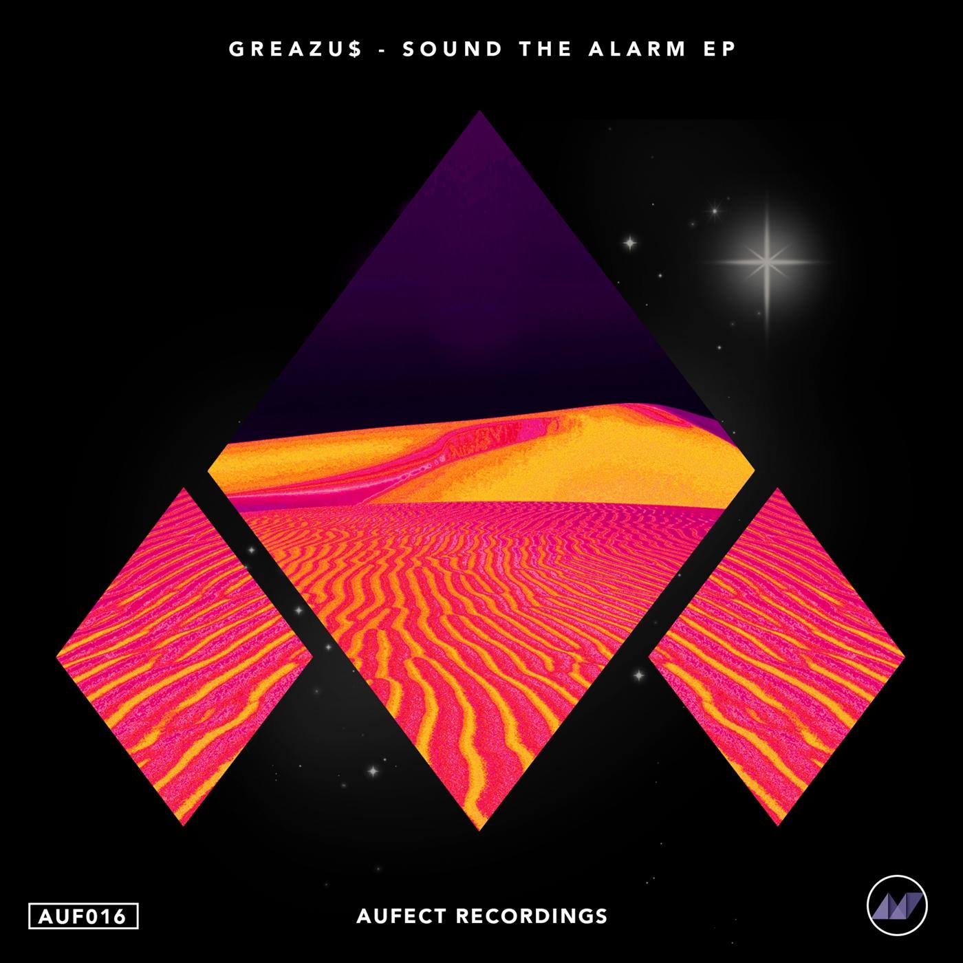 Greazus - Sound The Alarm (Original mix)