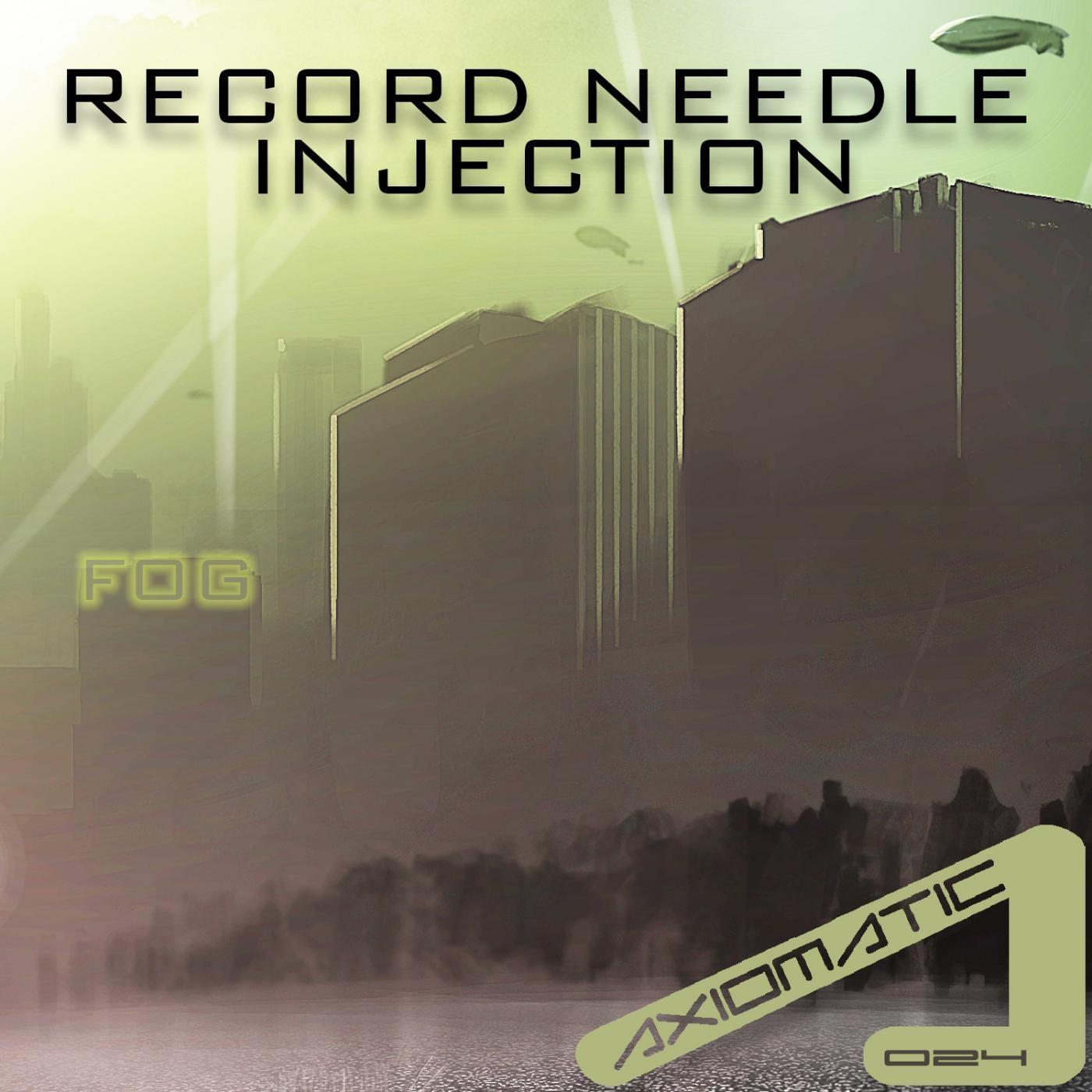 Record Needle Injection - Pseudo Wind (Original mix)