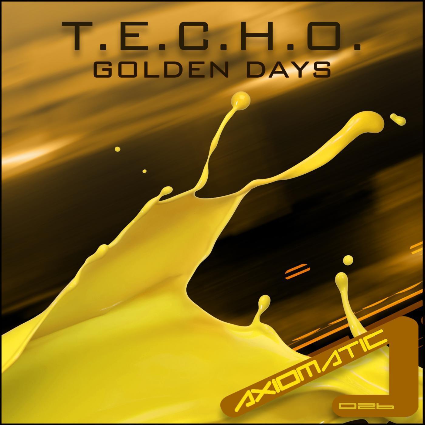 T.E.C.H.O. - Shapes (Original mix)