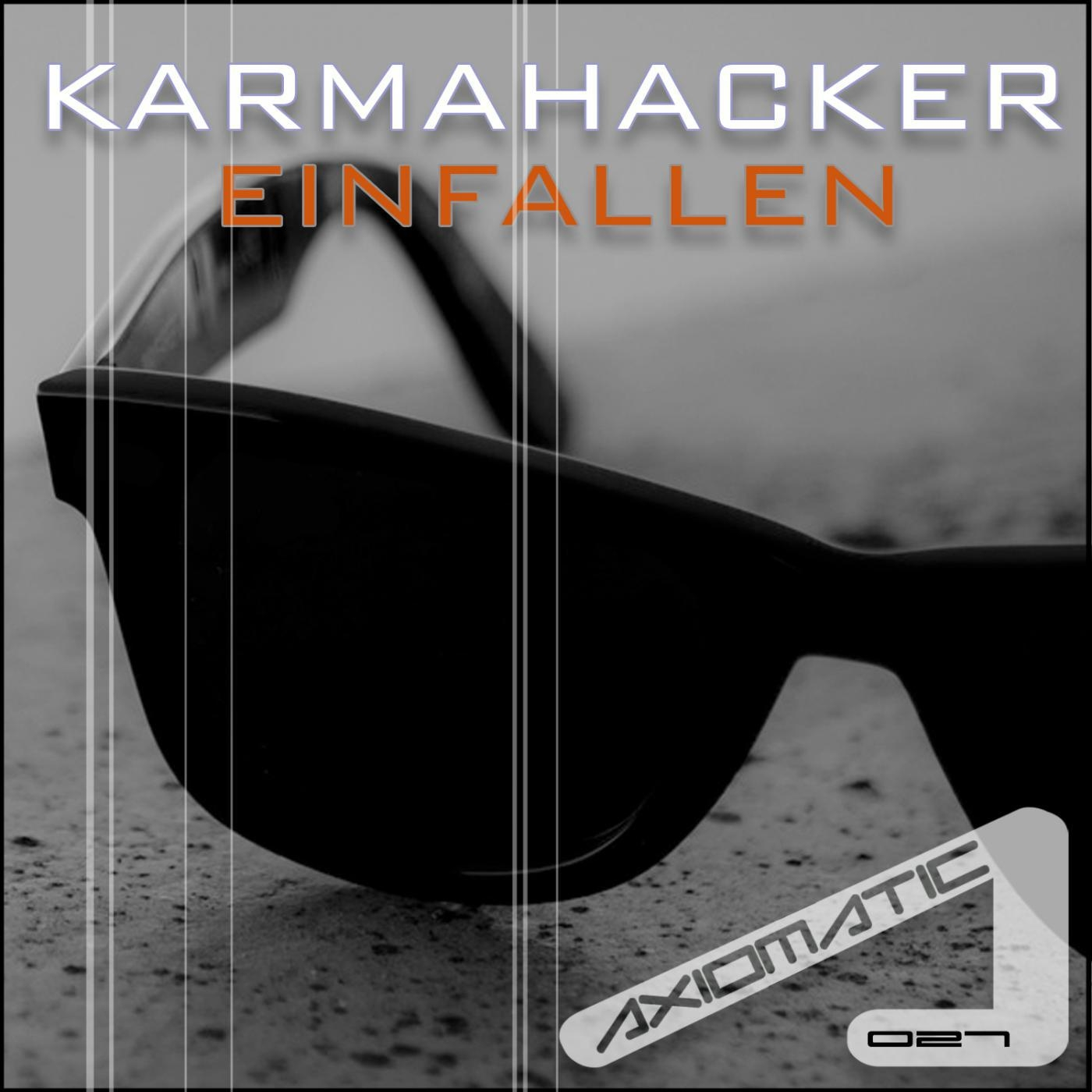 Karmahacker - High Technology (Original mix)