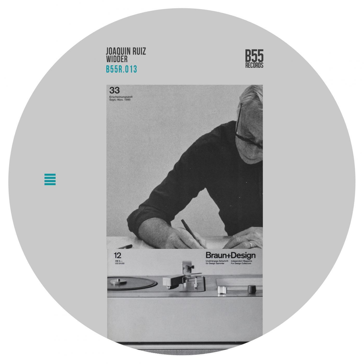 Joaquin Ruiz - Widder (Original mix)
