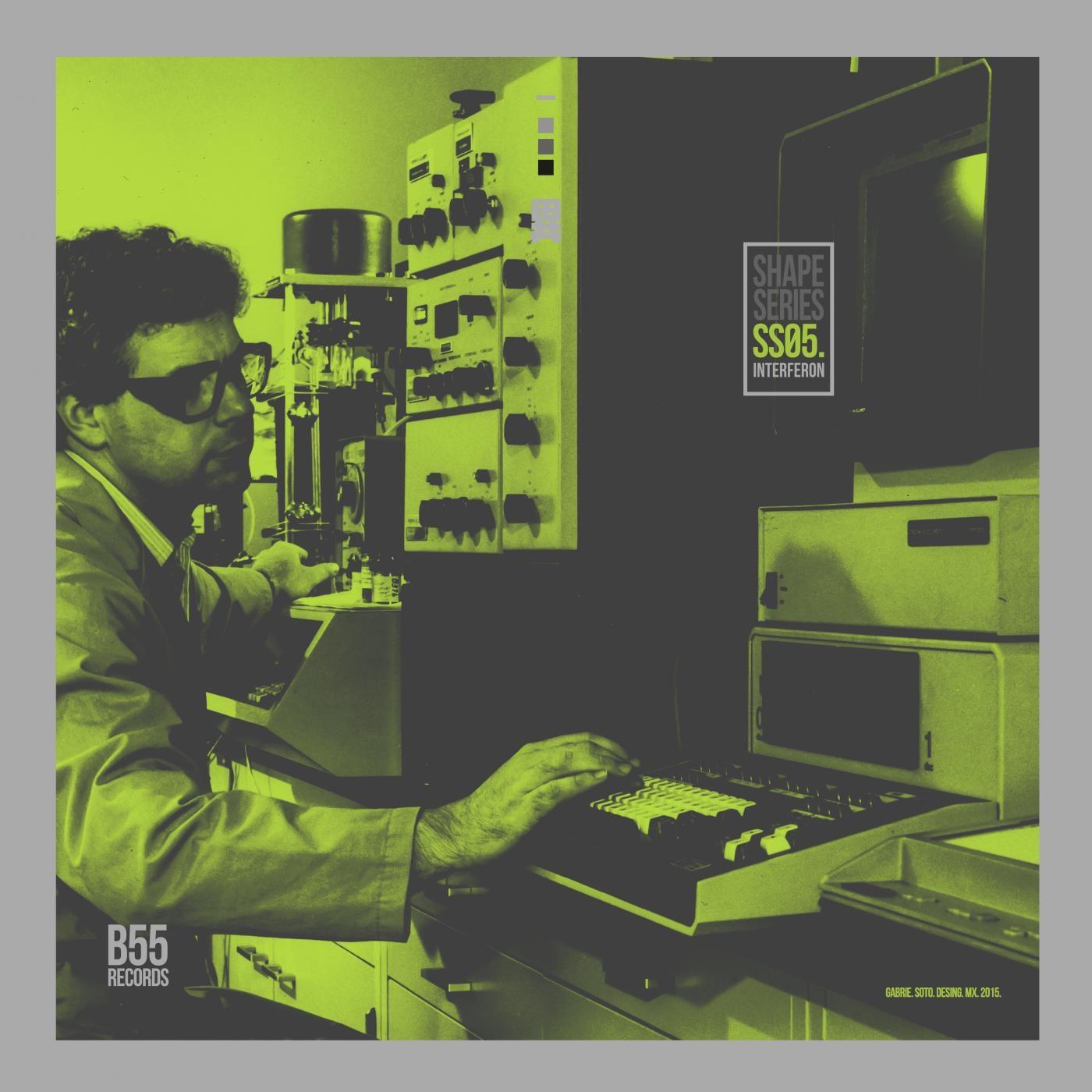 INTERFERON - Hive (Original mix)