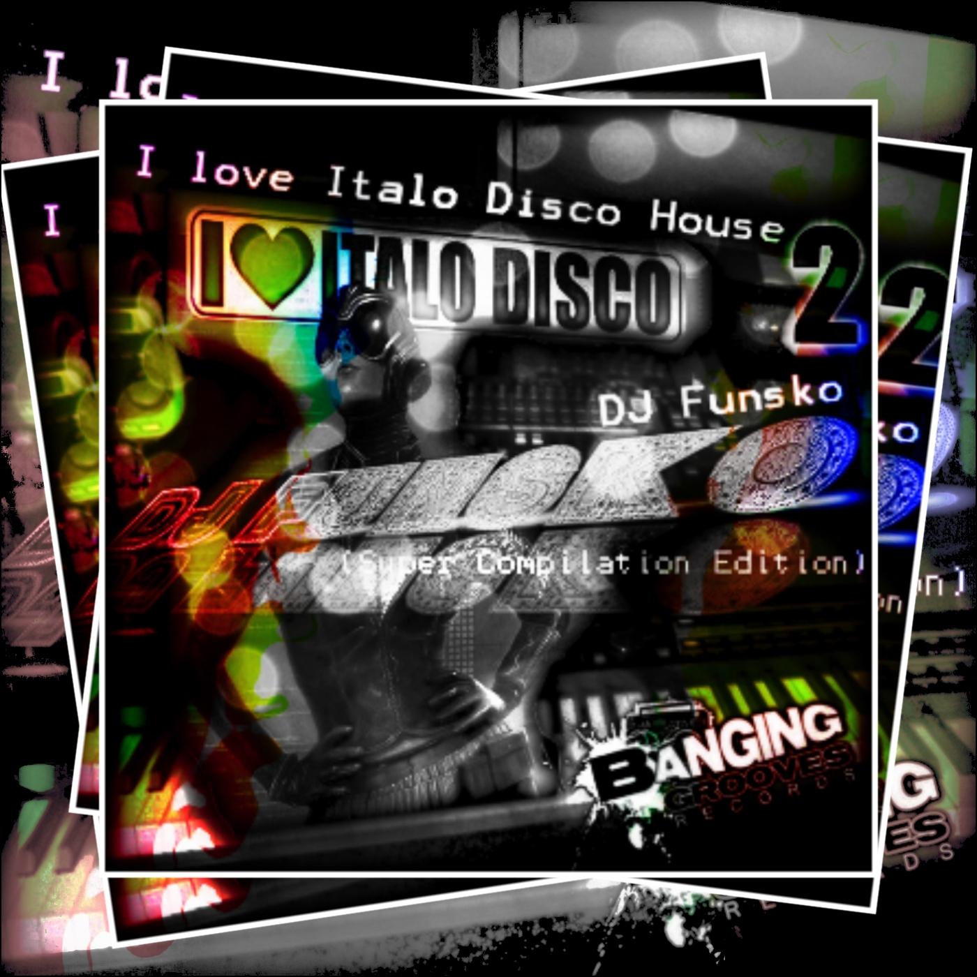 DJ Funsko - DiscoSpaceShip (Original mix)