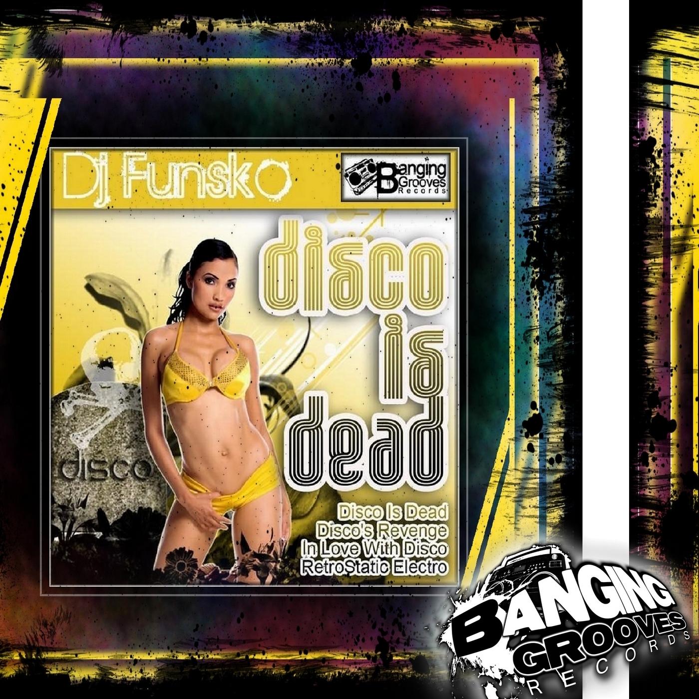 DJ Funsko - Disco Is Dead (Original mix)