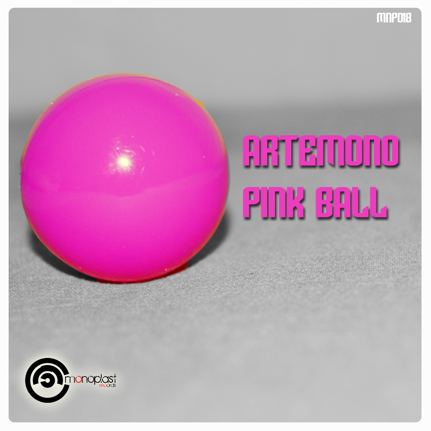 Artemono - Pink Ball (Original mix)
