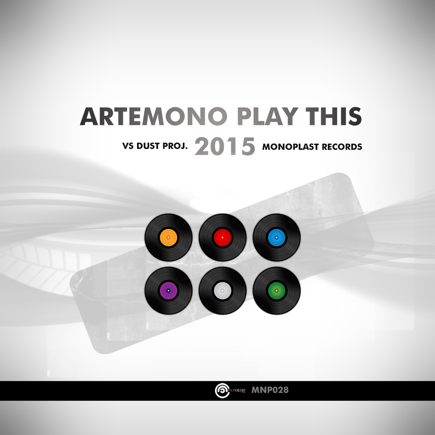 Artemono & Dust Proj - Play This 2015 (Original mix)