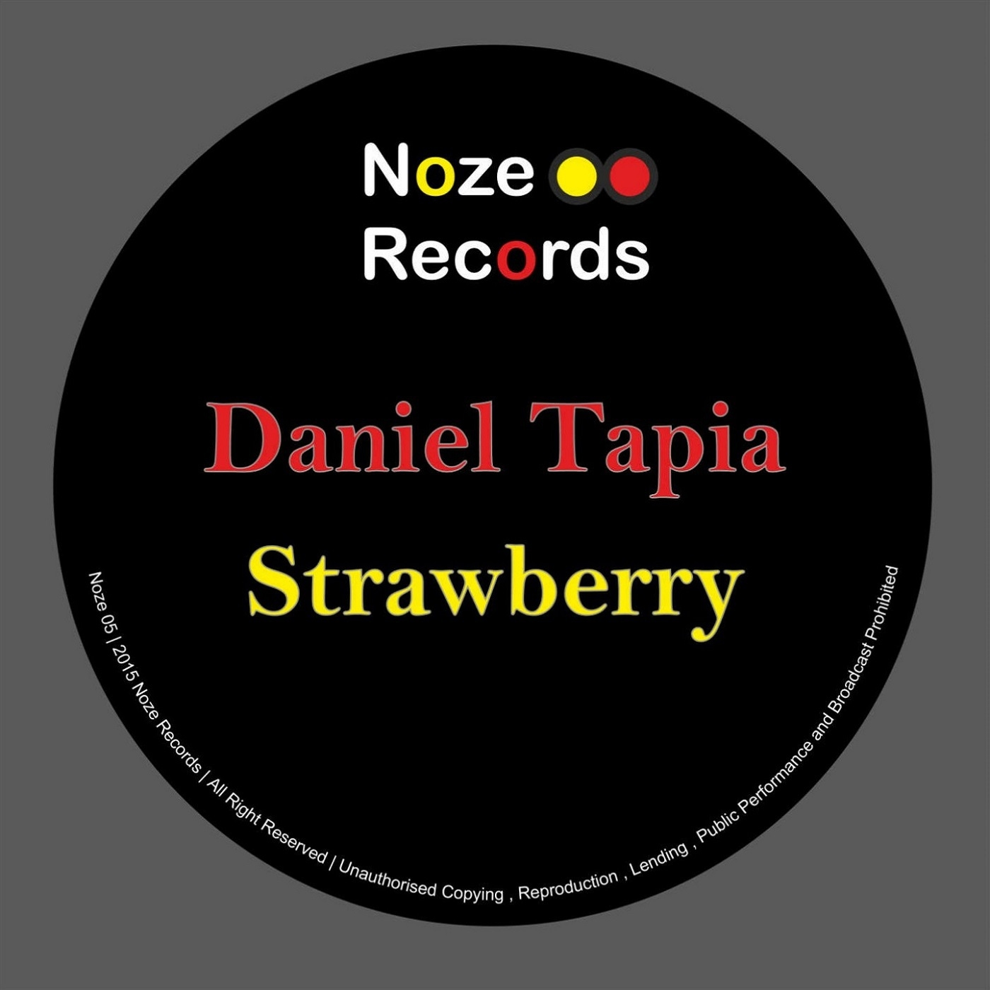 Daniel Tapia - Strawberry (Original mix)