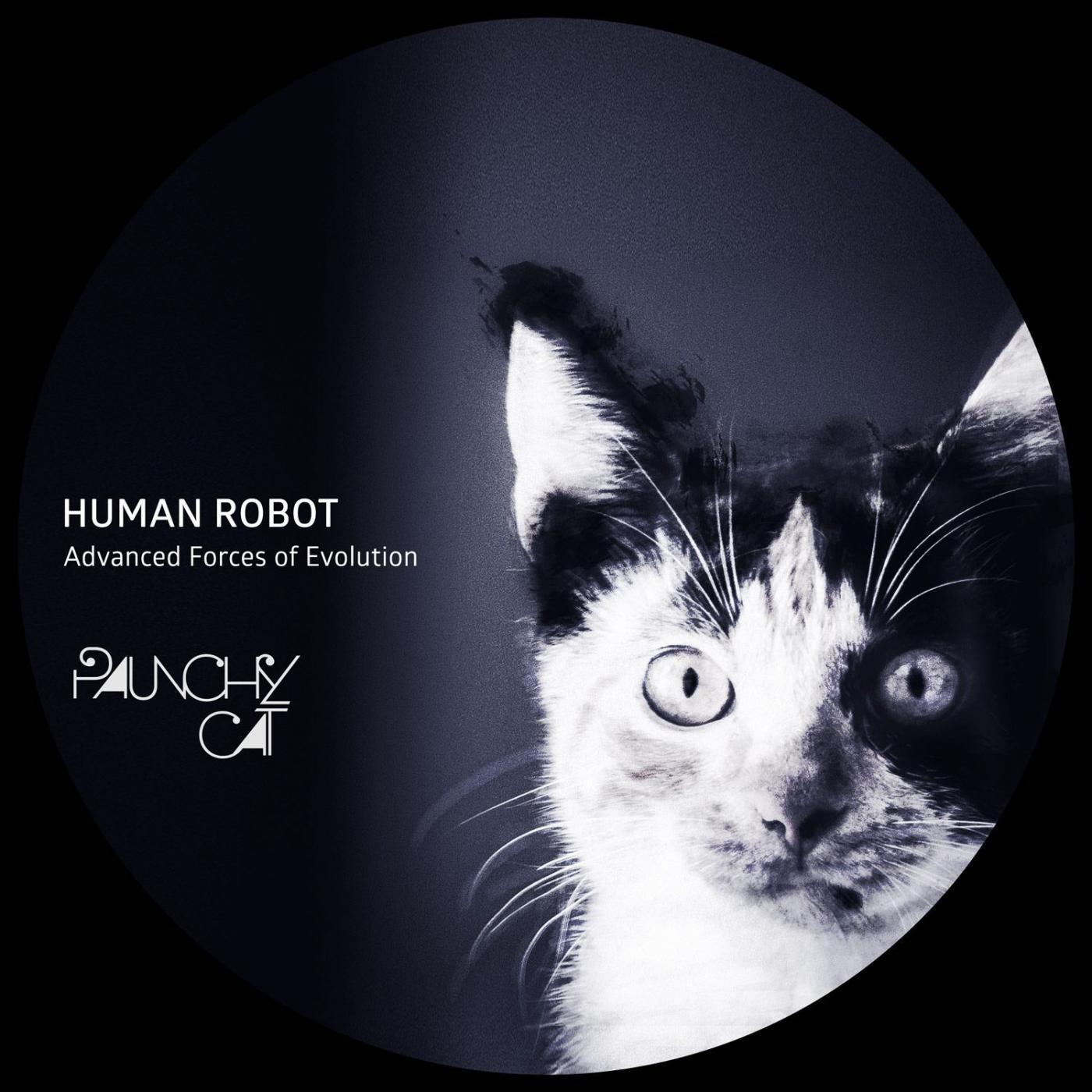 Human Robot - Advanced Forces Of Evolution (Original mix)