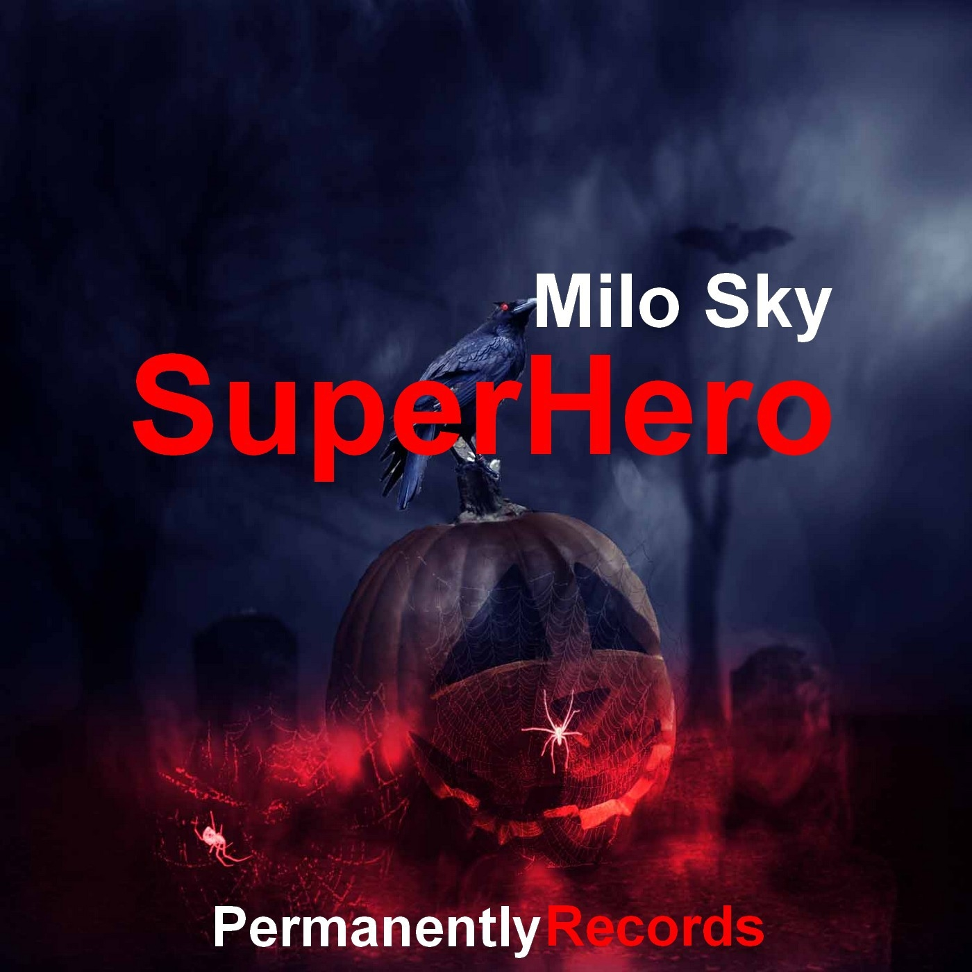 Milo Sky - SuperHero (Original mix)