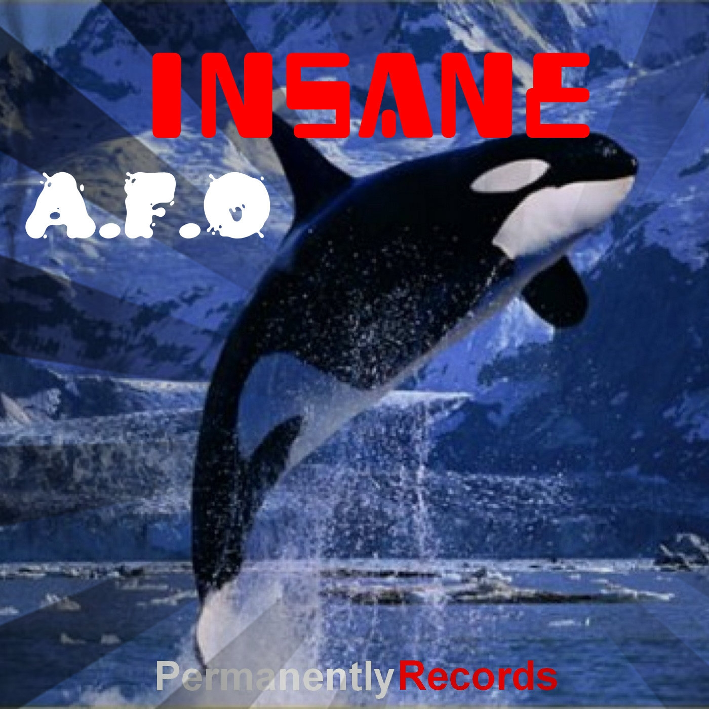 A.F.O - Insane (Original mix)