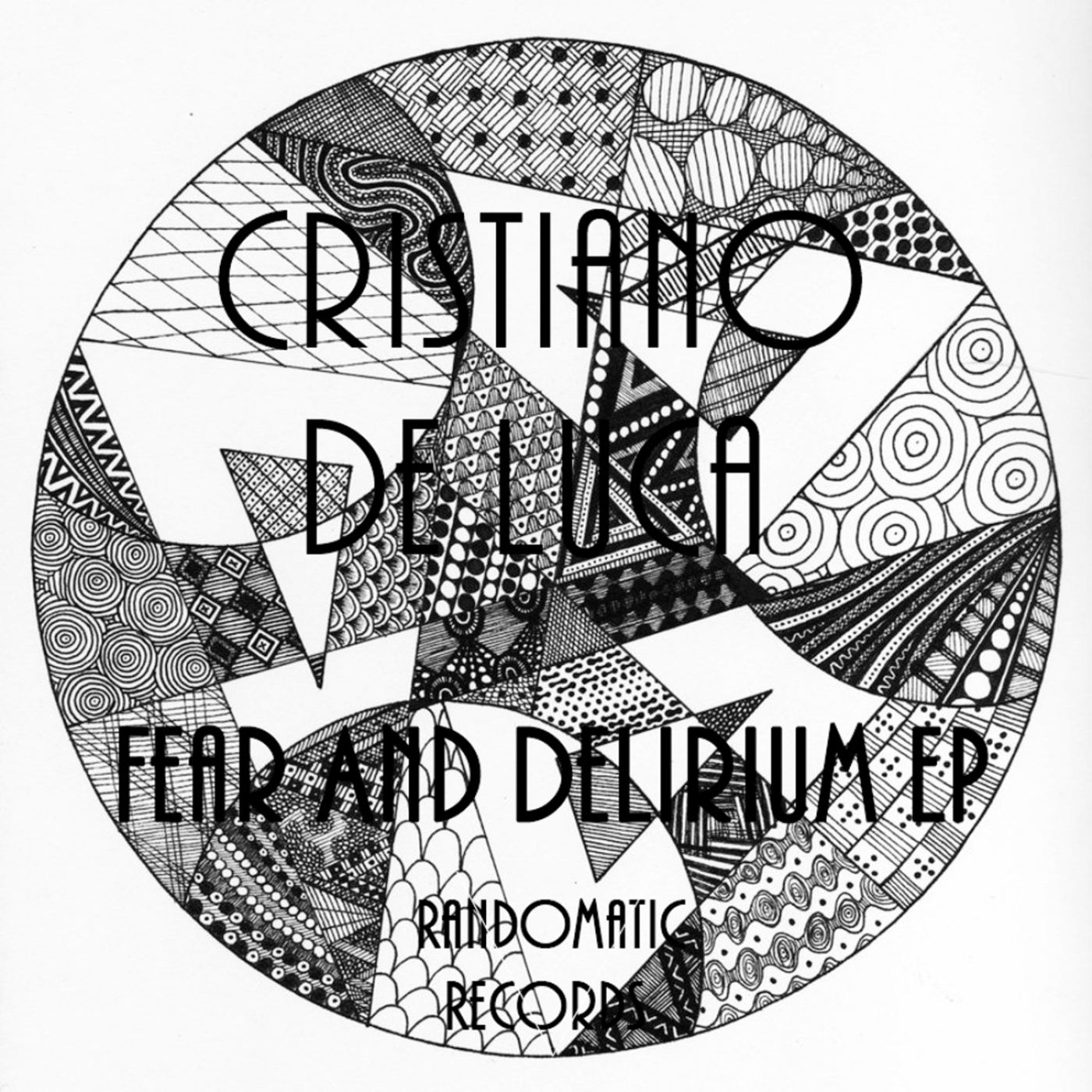 Cristiano De Luca - Fear And Delirium (Original mix)