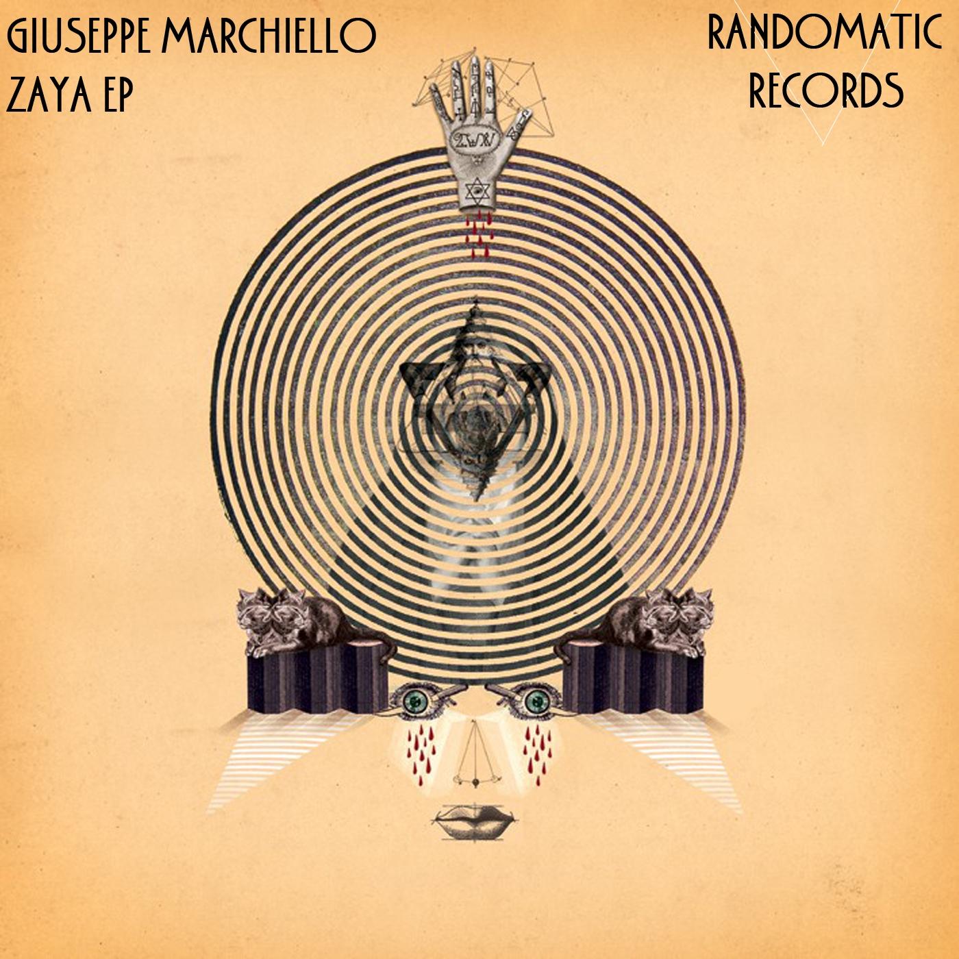 Giuseppe Marchiello - Ein Russiches Madchen In Neapel (Original mix)