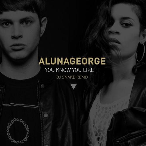 AlunaGeorge & Dj Snake vs. Kolya Funk & Eddie G - You Know You Like It (DJ ASTER MASH UP)
