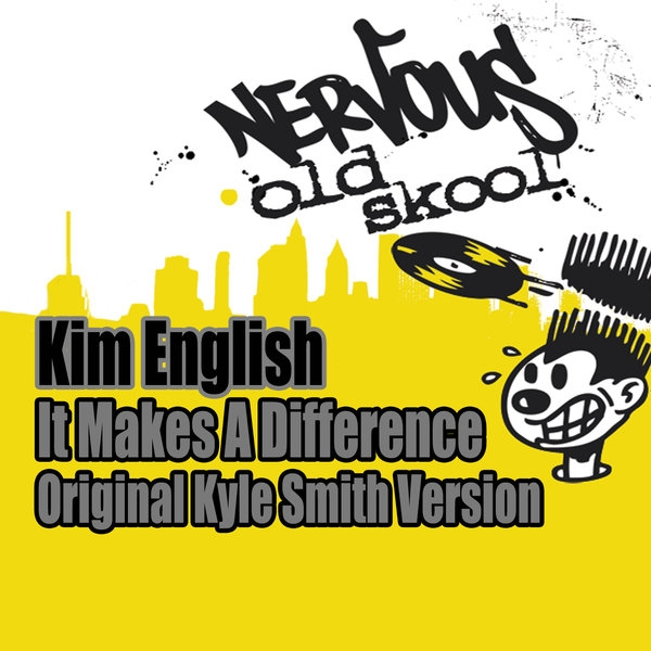 Kim English - It Makes A Difference (Extended Version Instrumental)