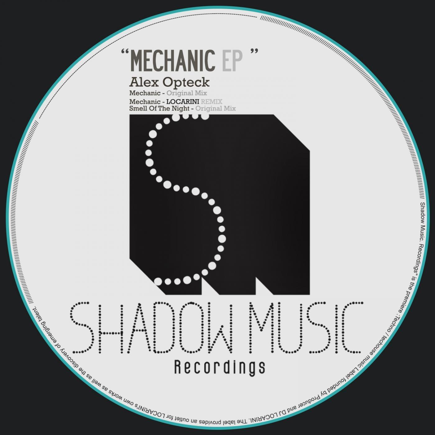 Alex Opteck - Mechanic (Original mix)